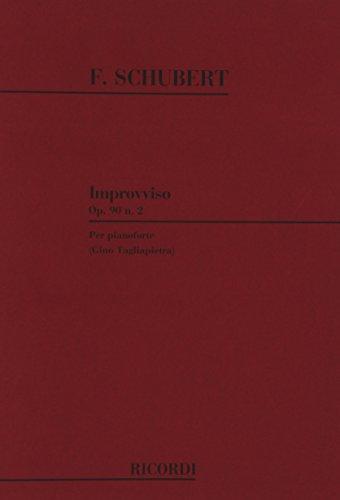 9780041281316: Improvvisi Op. 90 D. 899: N. 2