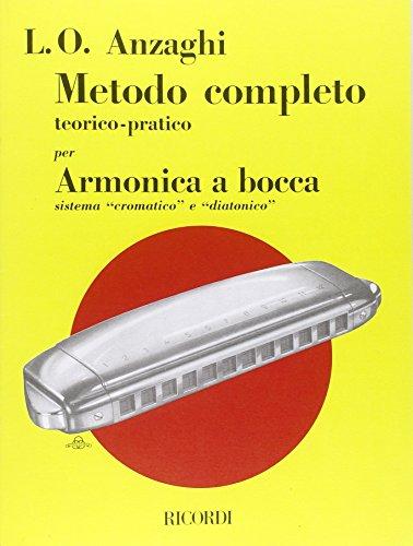 9780041284034: METODO COMPLETO TEORICO - PRATICO PER ARMONICA A BOCCA