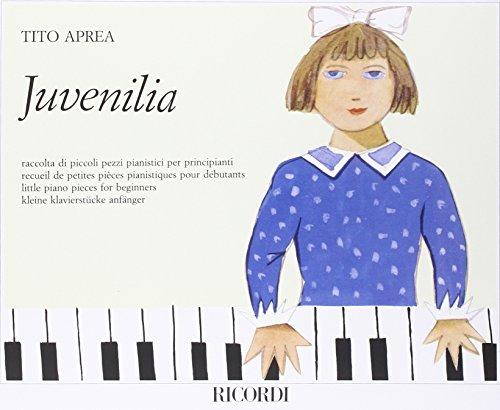 9780041285048: Juvenilia piano