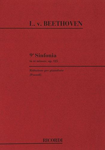 9780041297614: SINFONIA N. 9 IN RE MIN. OP. 125