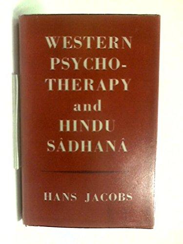 9780041310139: Western Psychotherapy and Hindu Sadhana