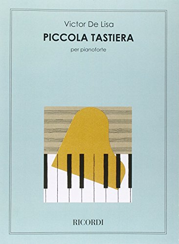 9780041319514: PICCOLA TASTIERA. VOLUME I