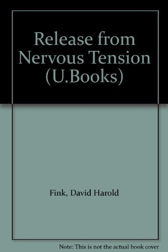 9780041320046: Release from Nervous Tension (U.Books)