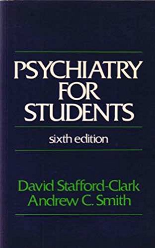 9780041320206: Psychiatry for Students