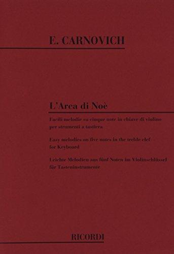 9780041324013: L'Arca Di Noe'