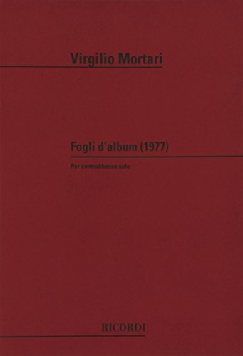 9780041326659: FOGLI D'ALBUM (1977)