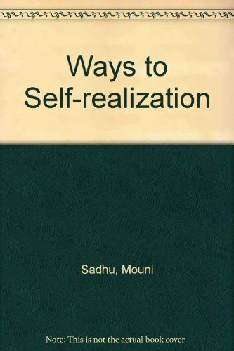 9780041330045: Ways to Self-realization