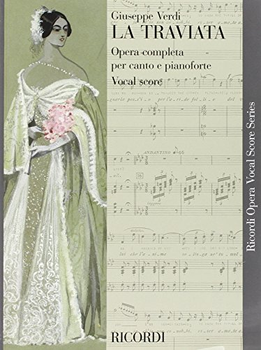 9780041330601: Partition classique RICORDI VERDI G. - TRAVIATA - CHANT ET PIANO Voix solo, piano
