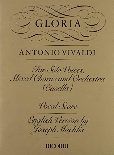 9780041331301: GLORIA (INGLES/LATIN)