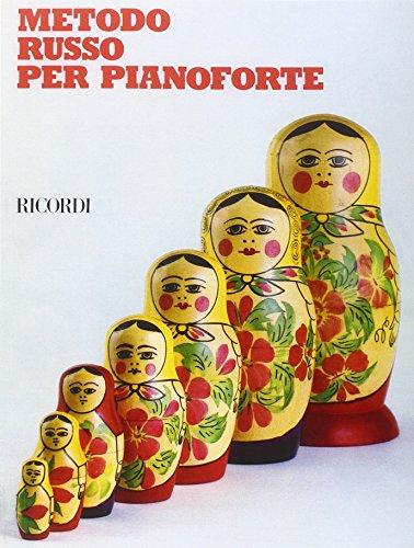 9780041334241: Metodo Russo Per Pianoforte Piano