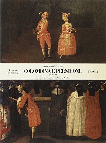 9780041338003: COLOMBINA E PERNICONE
