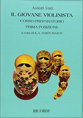 9780041338683: Il gio. Vane . Violinista. Corso preparatorio. Prima posizione. Per le Scuole superiori. Vol. 1