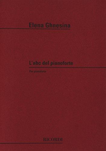 9780041338713: L'Abc Del Pianoforte