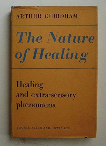 9780041340013: Nature of Healing