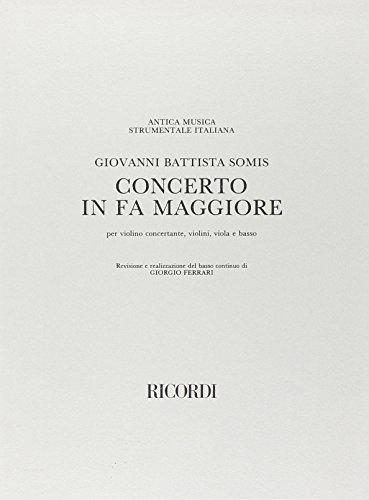 9780041342482: Concerto Per Violino Concertante,