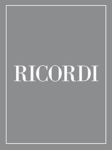9780041344837: Canta In Prato, Ride In Monte Rv 623