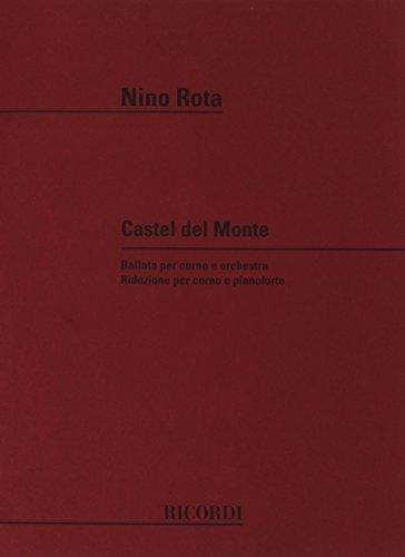 9780041350401: Castel Del Monte