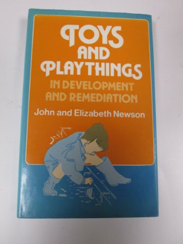 9780041360202: Toys and Playthings: In Development and Remediation