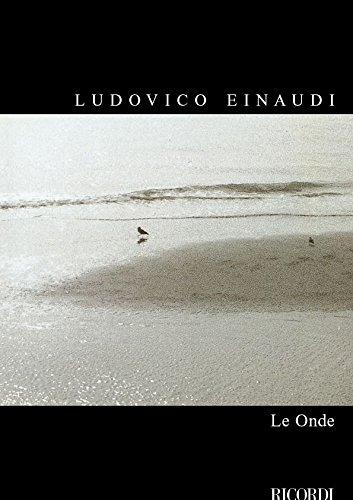 9780041369601: RICORDI EINAUDI L. - ONDE - PIANO Classical sheets Piano