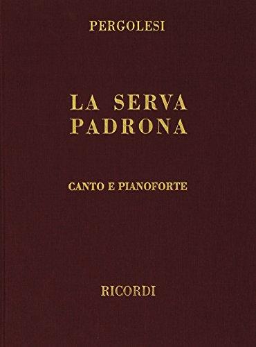 9780041370256: LA SERVA PADRONA