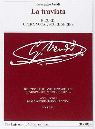 9780041373417: La Traviata V1 + V2
