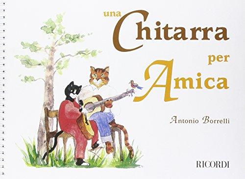 9780041376012: UNA CHITARRA PER AMICA
