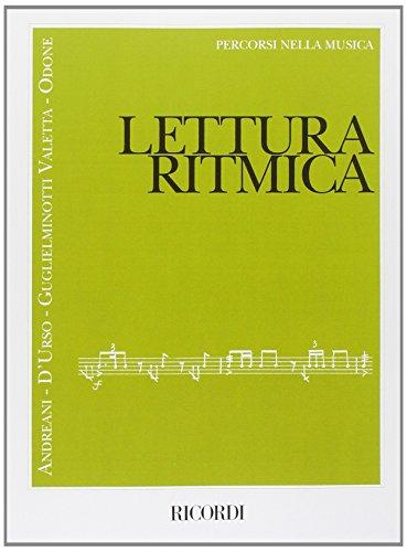 9780041383645: LETTURA RITMICA