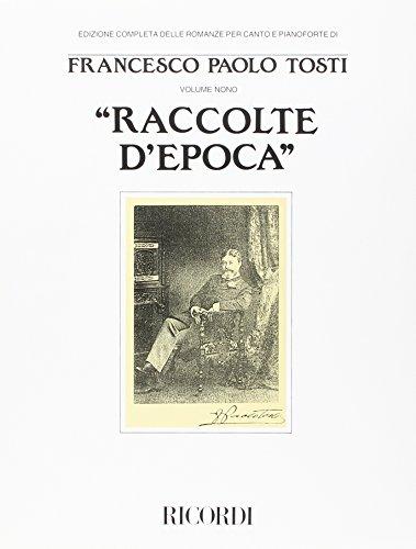 9780041387384: Raccolte d'Epoca Chant