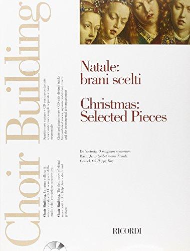 9780041391244: Partitions classique RICORDI EASYCHOIR - ANTOLOGIA NATALIZIA + CD - CHOEUR Choeur et ensemble vocal