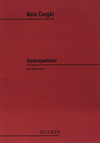 9780041395327: Syncopations