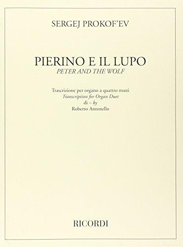 9780041403305: Pierino E Il Lupo