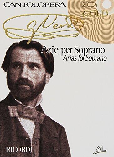 9780041403435: Arie Per Soprano/ Arias for Soprano