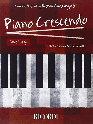 9780041403879: Piano Crescendo - Facile - Piano - SCORE