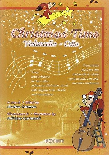9780041404296: CHRISTMAS TIME - VIOLONCELLO-CELLO