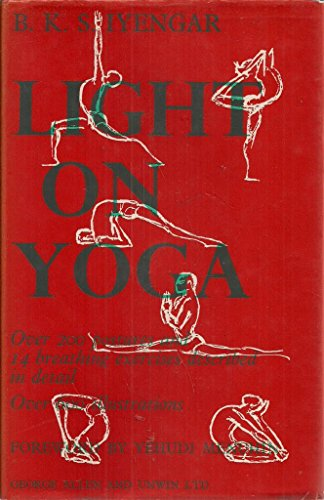 9780041490022: Light on Yoga