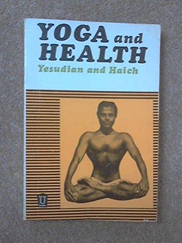 9780041490114: Yoga and Health (Unwin Books.)