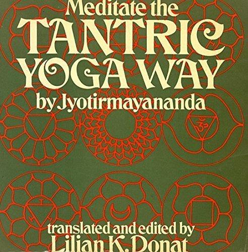 9780041490237: Meditate the Tantric Yoga Way