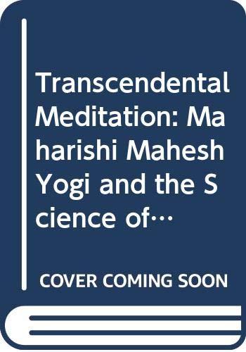 9780041490275: Transcendental Meditation: Maharishi Mahesh Yogi and the Science of Creative Intelligence