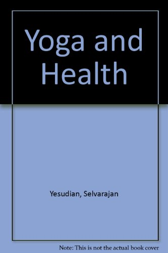 9780041490329: Yoga and Health