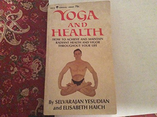 9780041490336: Yoga and Health