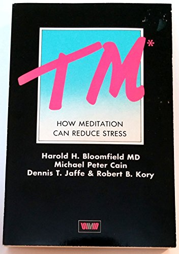 9780041490374: TM (Transcendental Meditation): Discovering Inner Energy and Overcoming Stress