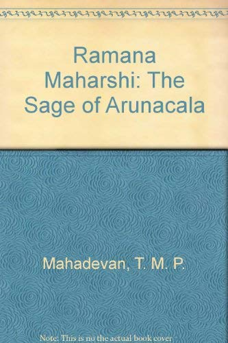 9780041490404: Ramana Maharshi: The Sage of Arunacala