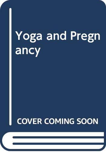 9780041490619: Yoga and Pregnancy