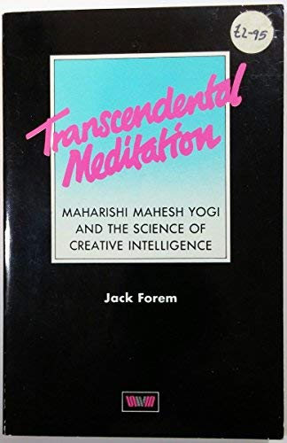 9780041490633: Transcendental Meditation: Maharishi Mahesh Yogi and the Science of Creative Intelligence