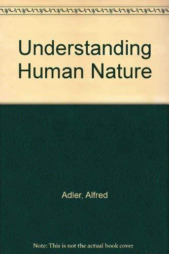 9780041500028: Understanding Human Nature