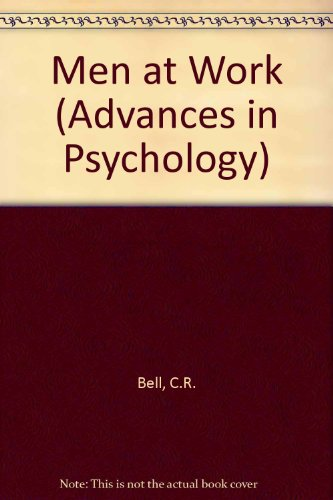 9780041500462: Men at Work (Advances in Psychology)