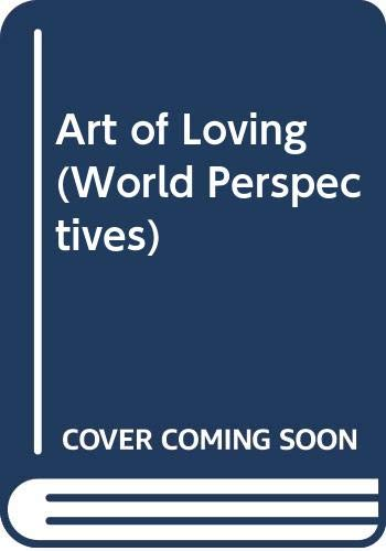9780041570021: Art of Loving (U.Books)