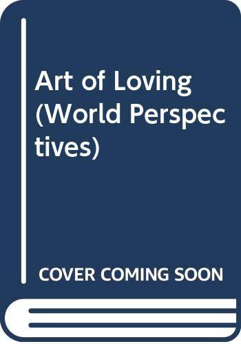 9780041570021: Art of Loving (U.Books)