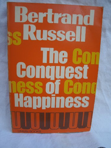 9780041710045: The Conquest of Happiness