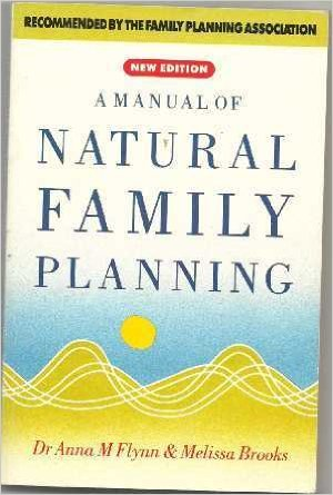 9780041760088: A Manual of Natural Family Planning